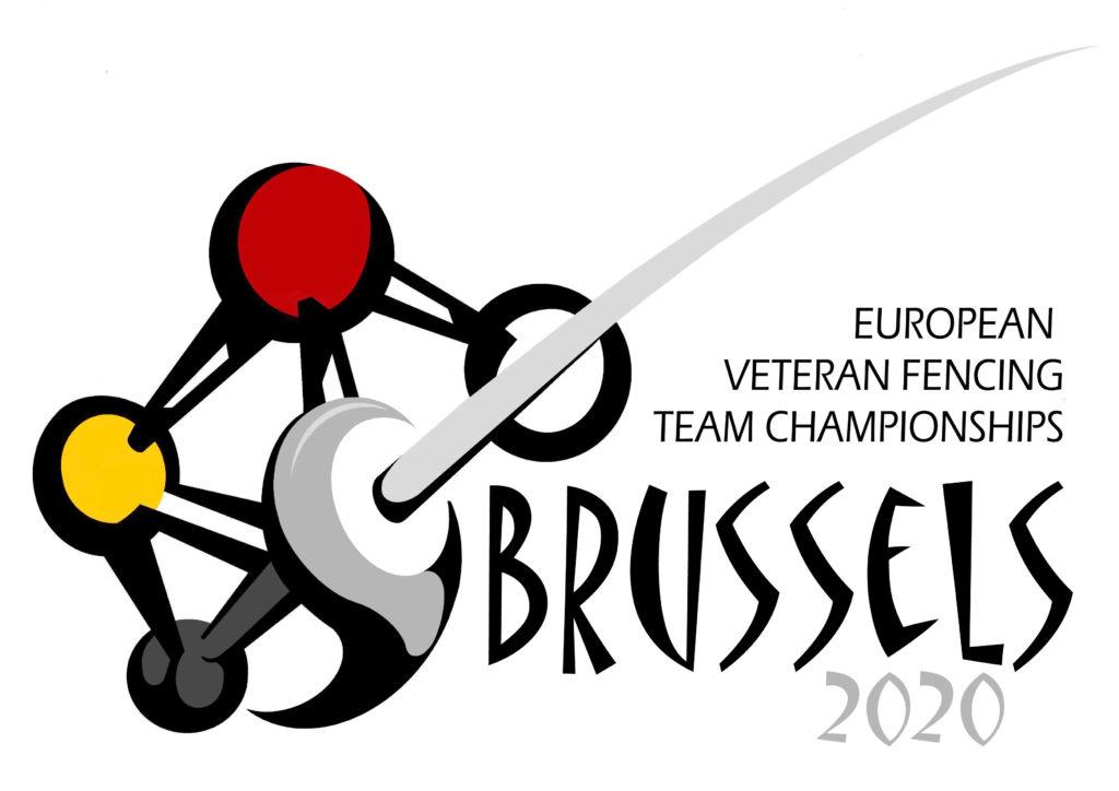 Championnats d'Europe Vétérans 2020 Belgique European Championship Fencing Escrime