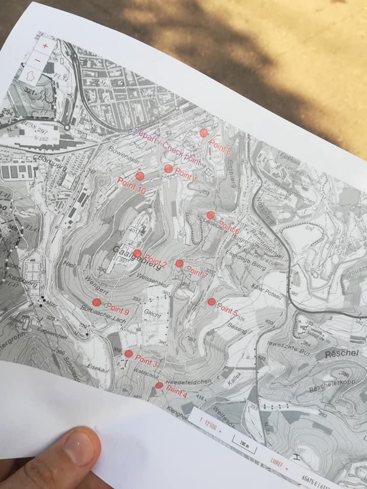 Stage épée Thionville août 2020